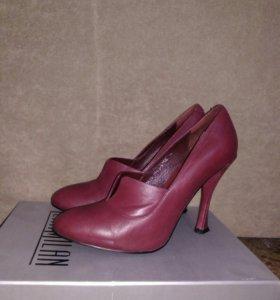 Кожаные туфли LENAMILAN