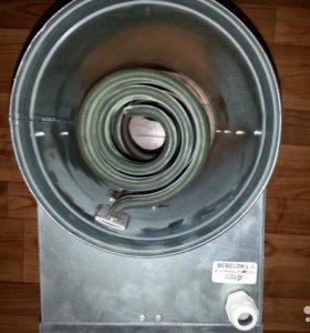 Электрический нагреватель для круглый каналов
