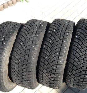 Комплект зимних колёс Michelin 195/65-15