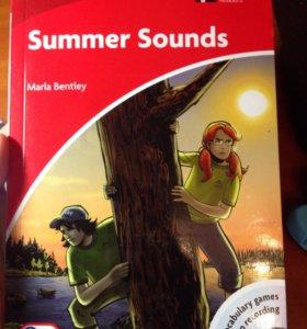 Книга на английском для детей с диском
