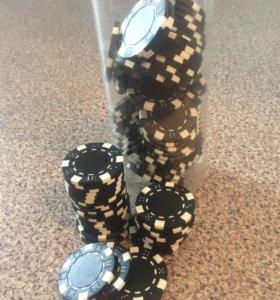 Фишки покерные