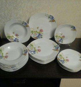 Новый набор посуды Букет