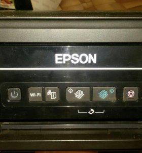 Сканер, принтер цветной