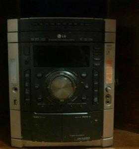 Музыкальный центр LG.   Модель  lm-k3365