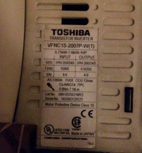 Частотник Tosihba