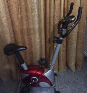 Магнитный велотренажер Sport Elite SE-300+ОБРУЧ