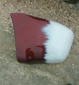 Клык левый заднего бампера для Vortex tingo cherry