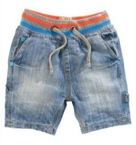 Новые шорты Next, размер 12-18мес, рост 80см
