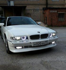 Бмв 750