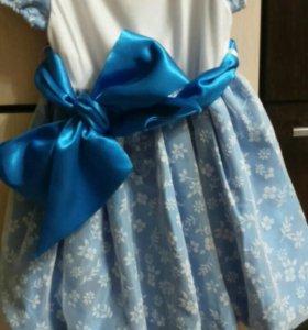 Шикарное платье на девочку