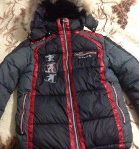 Куртка,зимняя,детская