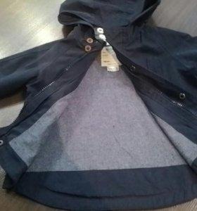 Курточка 86 размер