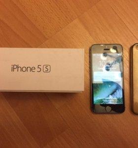 iPhone 5 s оригинал 64 Гб