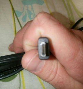 Кабель Sony для фото и видео тв фотоаппарата