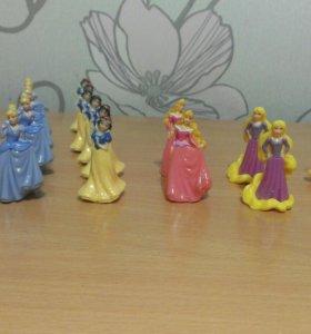Фигурки принцесс