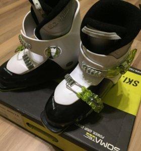 Детские горнолыжные ботинки FISCHER