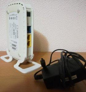 Маршрутизатор (роутер) и приставка для цифровогоТВ