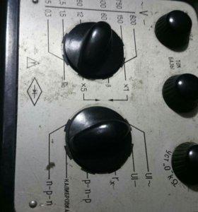 Ампервольтомметр испытатель транзисторов Ф434