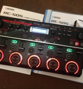 Loop Station Roland Boss RC-505