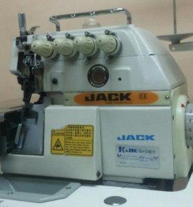 Оверлок Jack 766-4