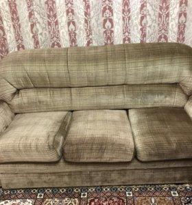 Хол 4 предмета два дивана и два кресла