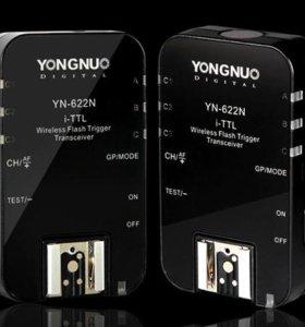Синхронизатор YN-622N / YN-622N II - Nikon i-TTL