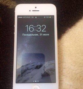 Айфон 5 16 гб (оригинал)
