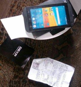 Смартфон DEXP INION3 BLACK