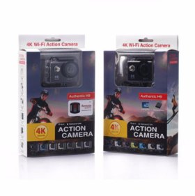 Экшен камера Eken h9 ultra HD 4k