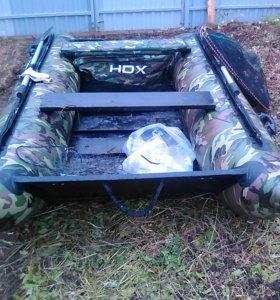 надувная лодка пвх HDX