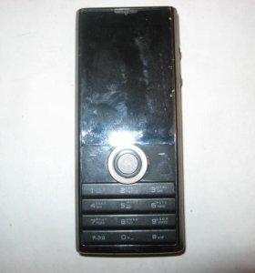 Philips Xenium X513 Dual Black
