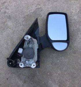 Зеркало боковое Форд Транзит 2.4