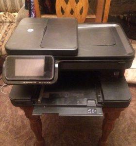 Принтер-сканер HP Photosmart 7510