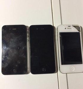 iPhone 4 s и 4