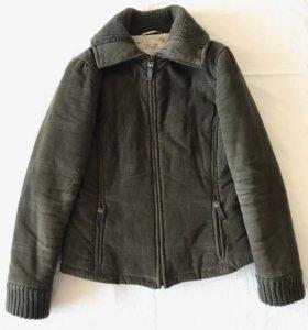 Куртка вельветовая TRF цвет хаки