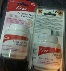 Kiss Articifial nail remover