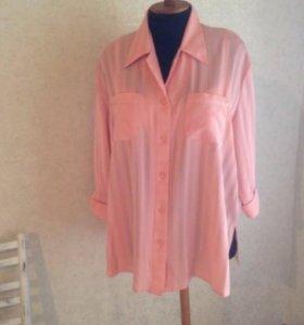 Продам блузки р. 58-62