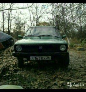 Volkswagen polo 1979