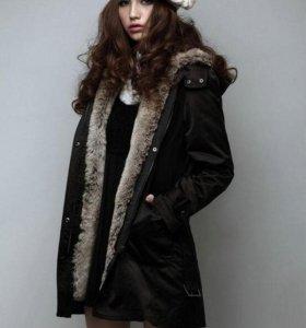 Куртка-плащ  новая