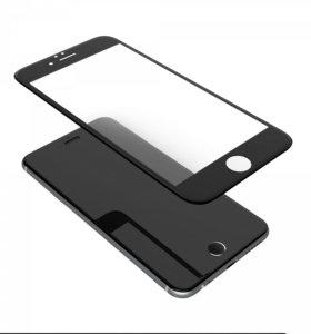 Защитное 3D стекло iPhone 6/6s Plus