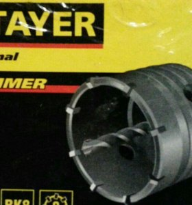 Коронка по бетону Stayer 68mm