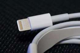 Кабель зарядка Lightning USB Apple iphone