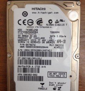 HDD 2,5'' 250 Gb