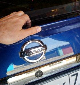 Спойлер на крышку багажника Nissan Almera G15
