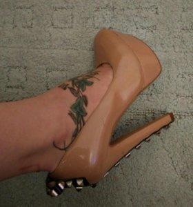 Стильные Туфли 36 р-р
