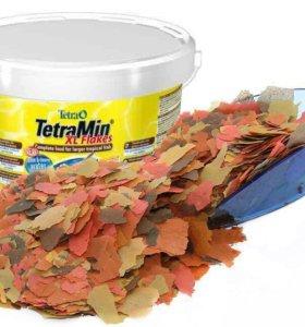 TetraMin хлопьевидный