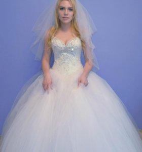 Свадебное платье!!!Срочно