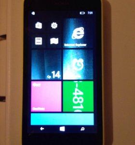 Nokia люмия 630
