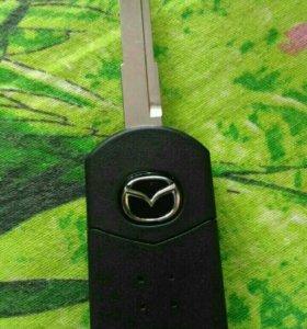 Ключ для автомобиля Мазда