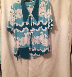Блуза 60 размер